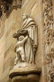 Catholic sex statue 1