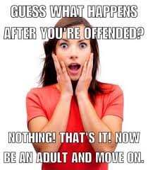 Offended 1