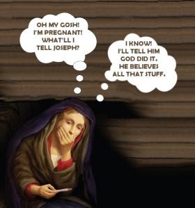 Mary What Do I Tell