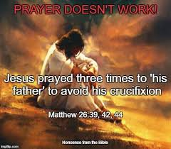 Praying Jesus